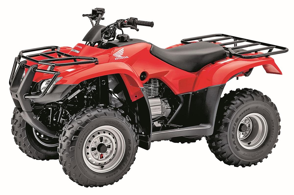 2014 Honda FourTrax Recon