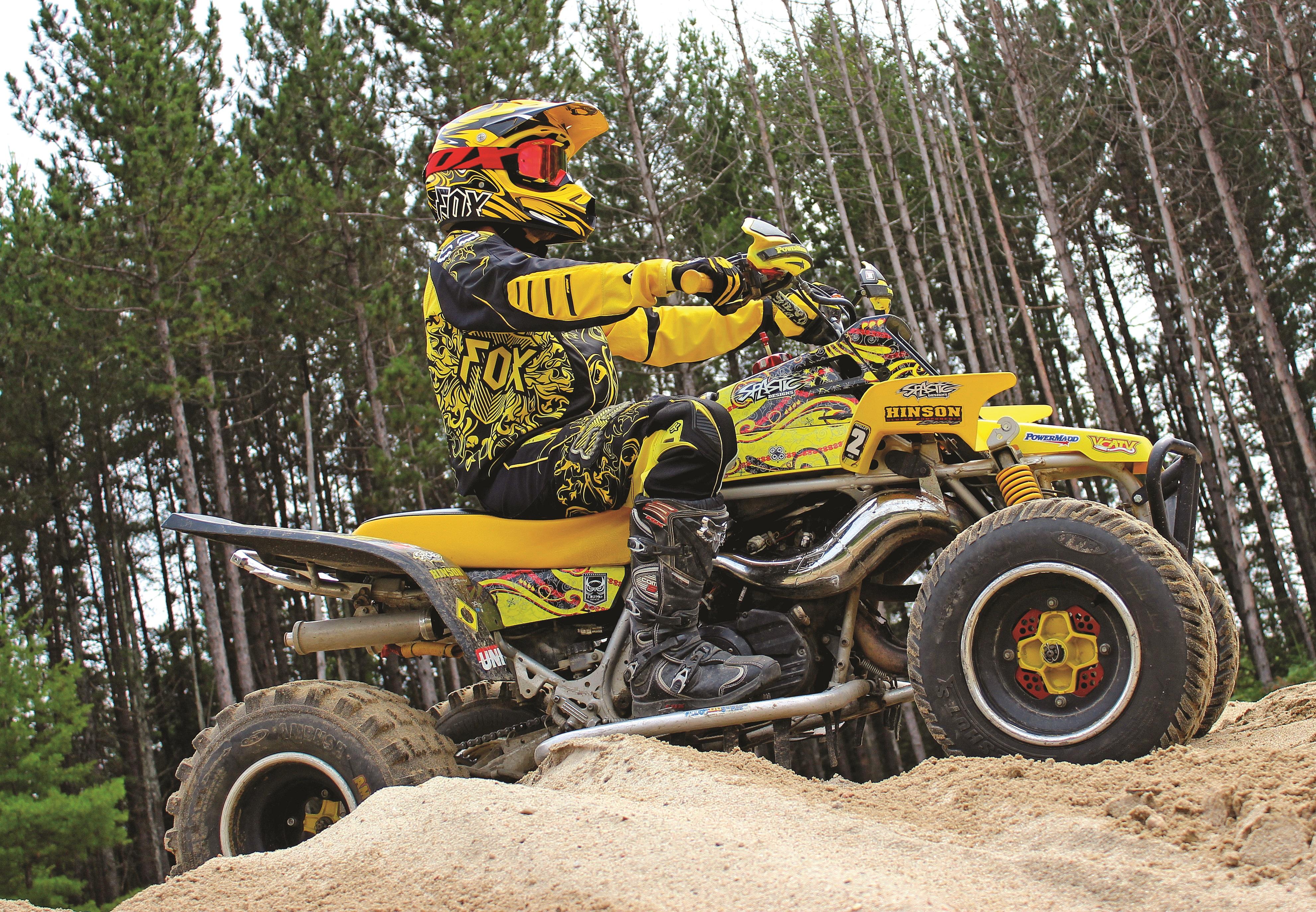 READER'S RIDES: Yamaha's Banshee is still alive! | Dirt
