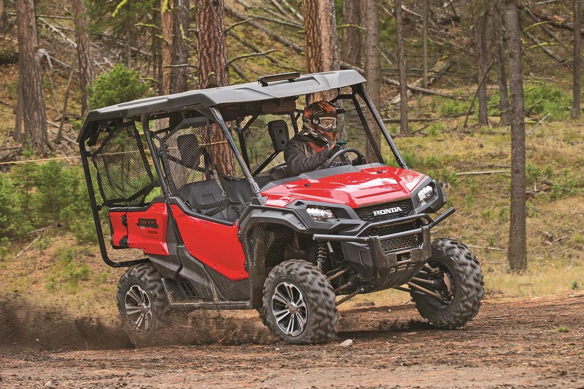 utv test  honda pioneer    dirt wheels magazine