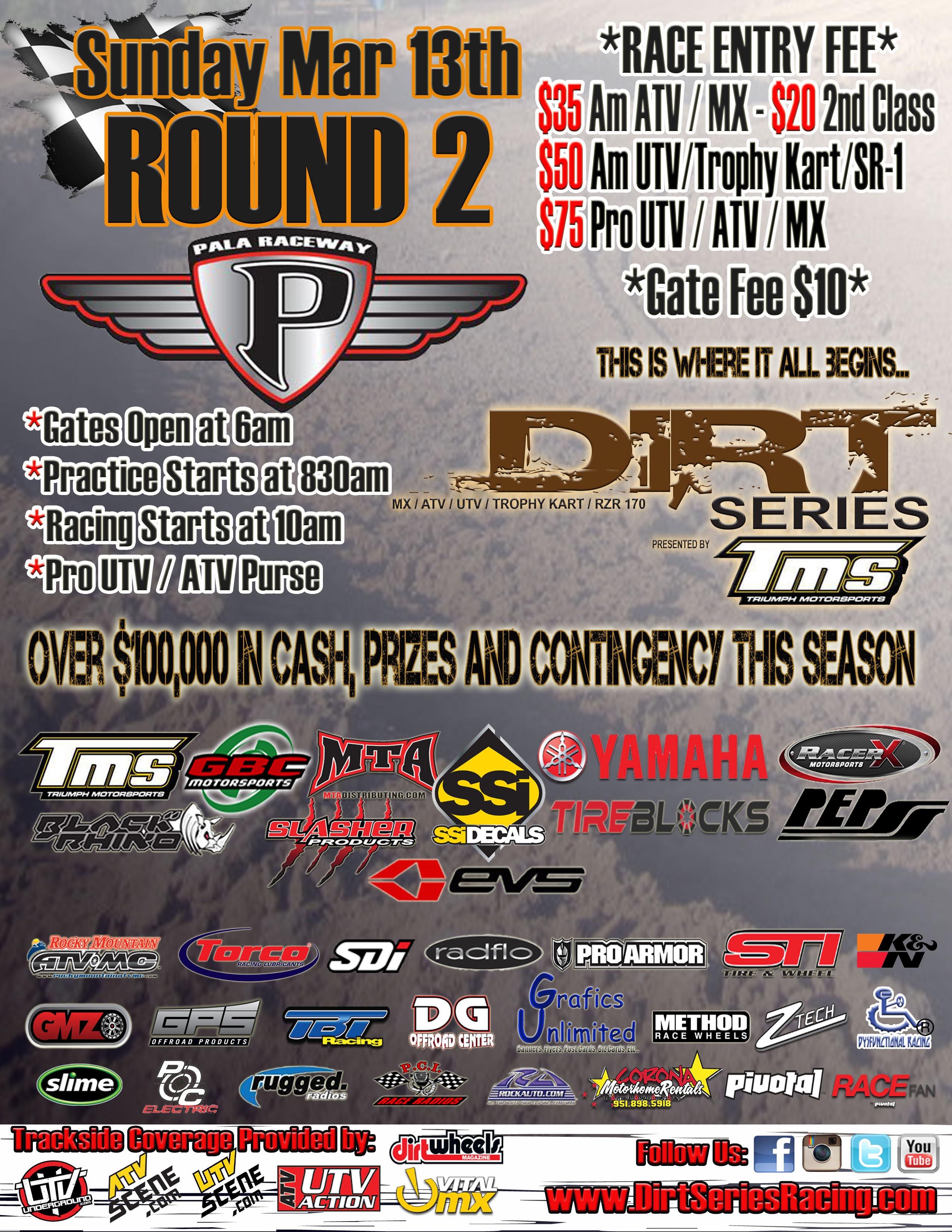 Round 2 @ Pala Raceway 2016 copy