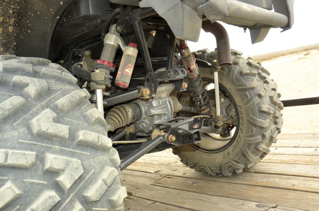 ELKA STAGE 4 SHOCK TEST | Dirt Wheels Magazine