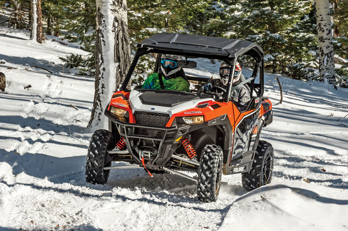 2016 Polaris General 1000 Full Test