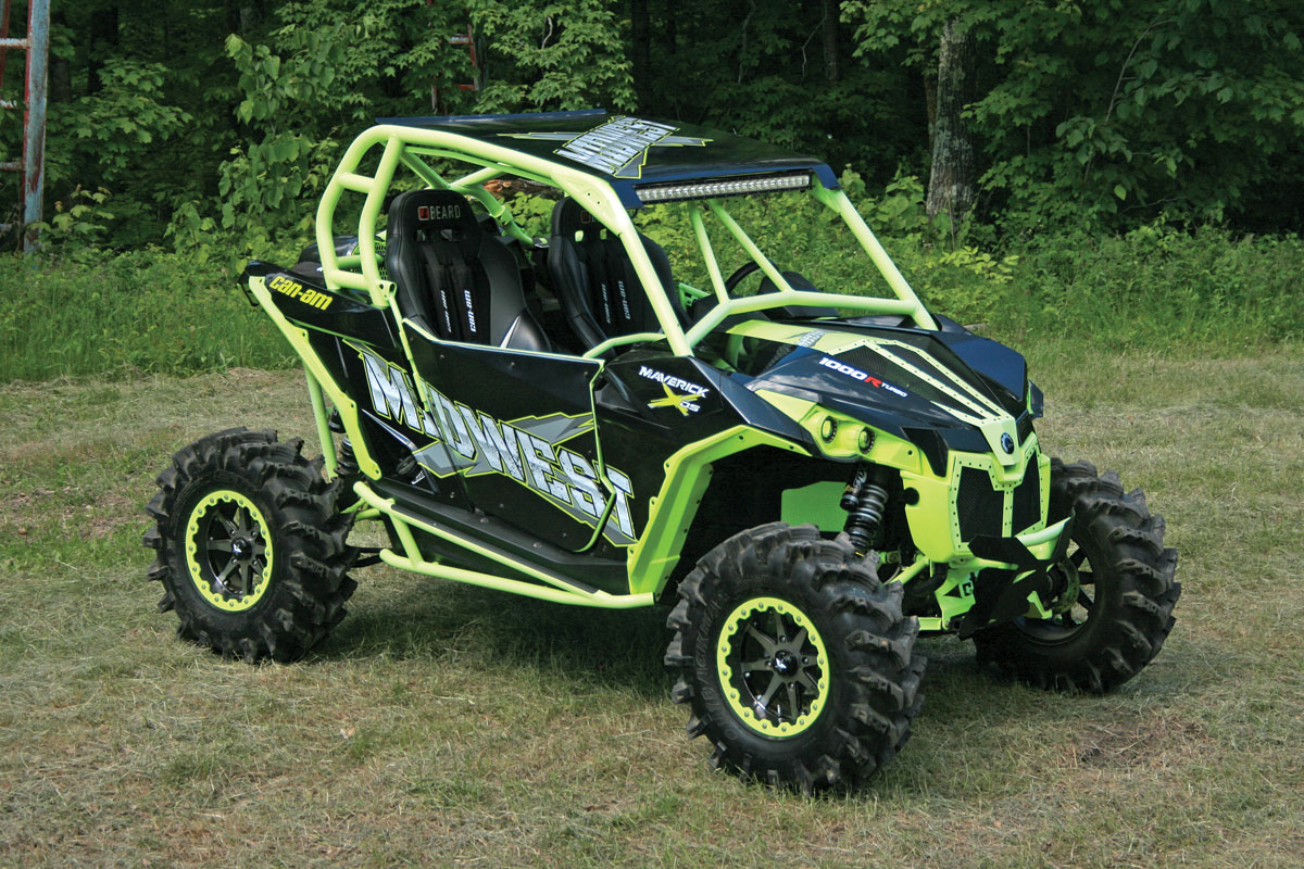 Can Am Turbo Nitro Maverick By Midwest Performance Amp Power