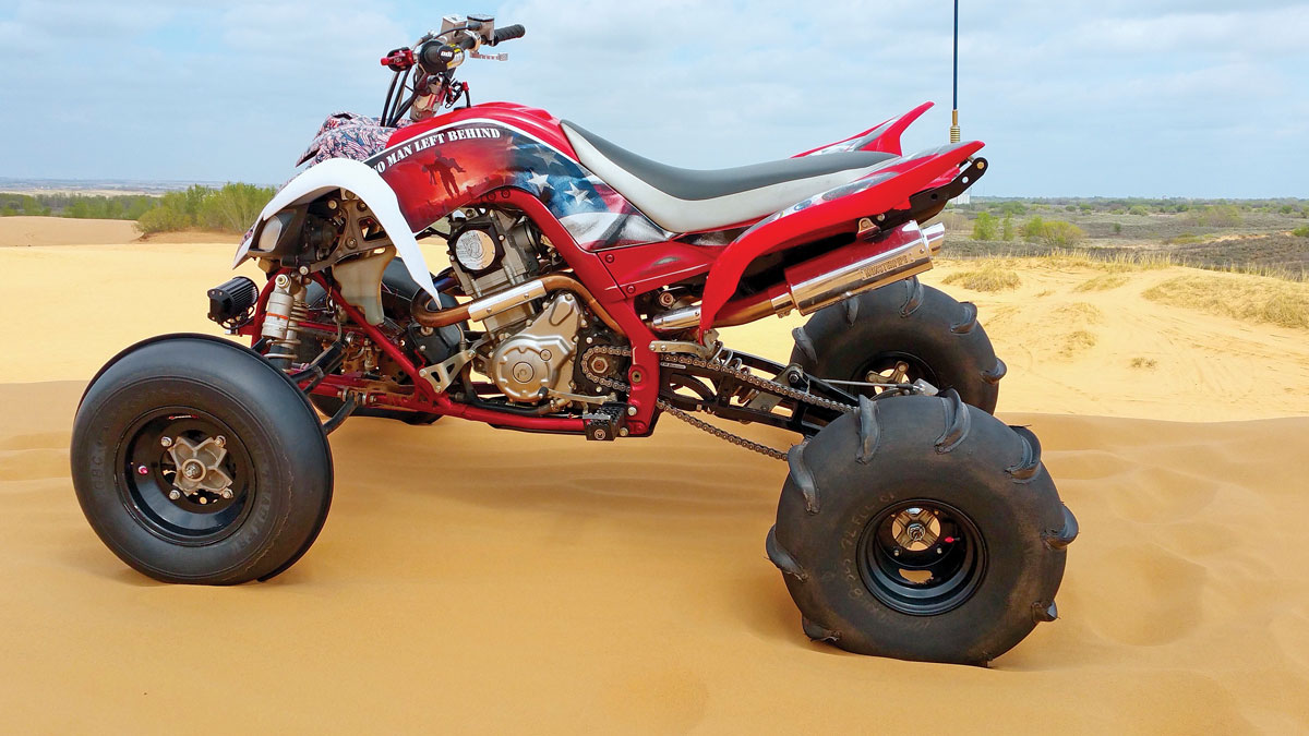 Modify your machine like these Readers did to their Rides! | Dirt ...