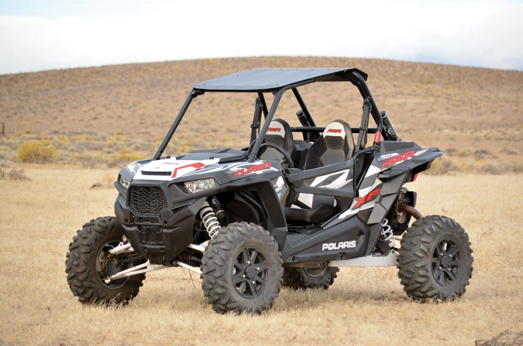 The Rzr Xp Turbo Is Most Ful And Fastest Utv You Can It