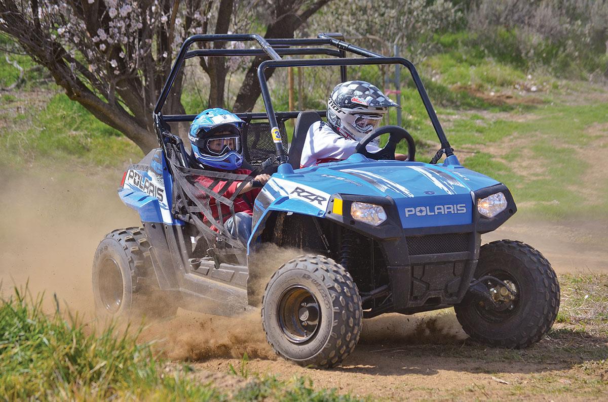 Polaris Razor 170 >> Mini Utv Test 2016 Polaris Rzr 170 Dirt Wheels Magazine