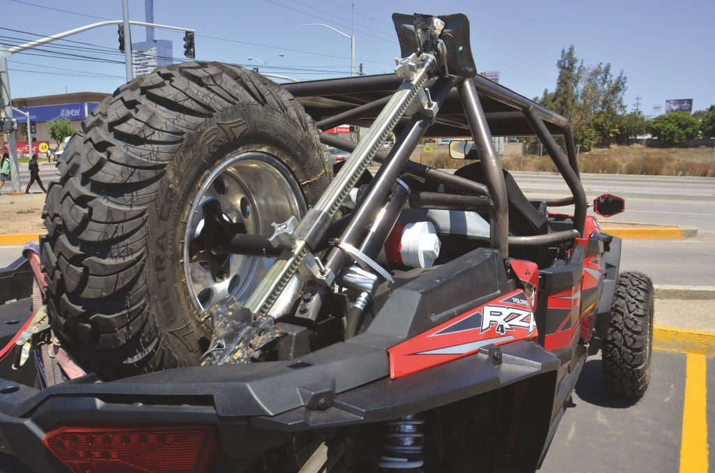 Polaris Rzr Xp 1000 4 Pre Runner Dirt Wheels Magazine
