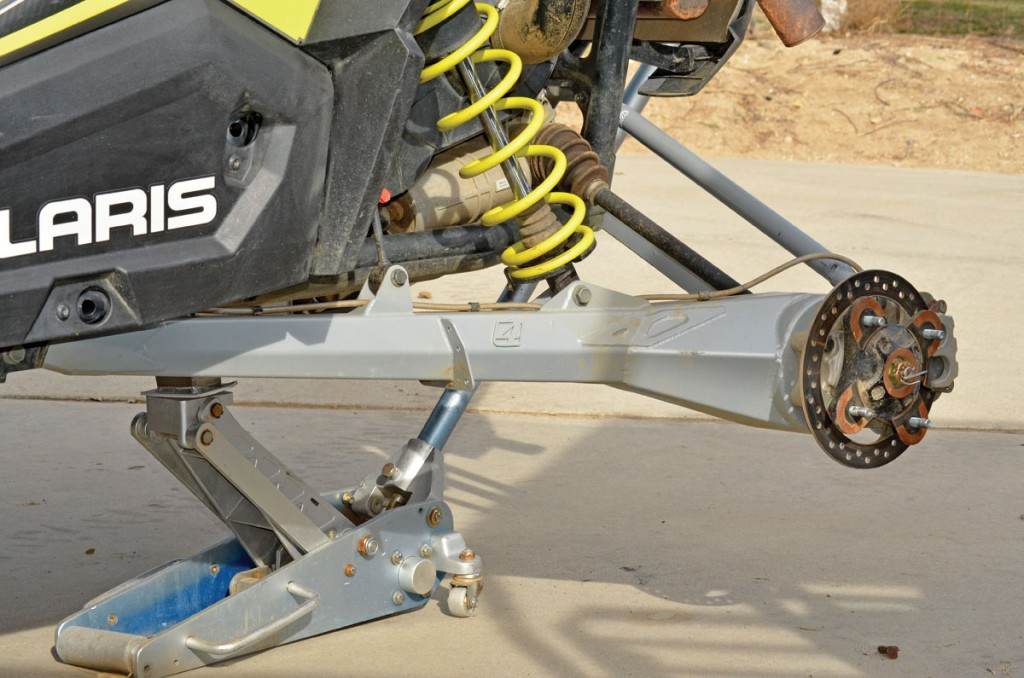 Grounded 4 RZR Trailing Arms and Radius Rods | Dirt Wheels ...