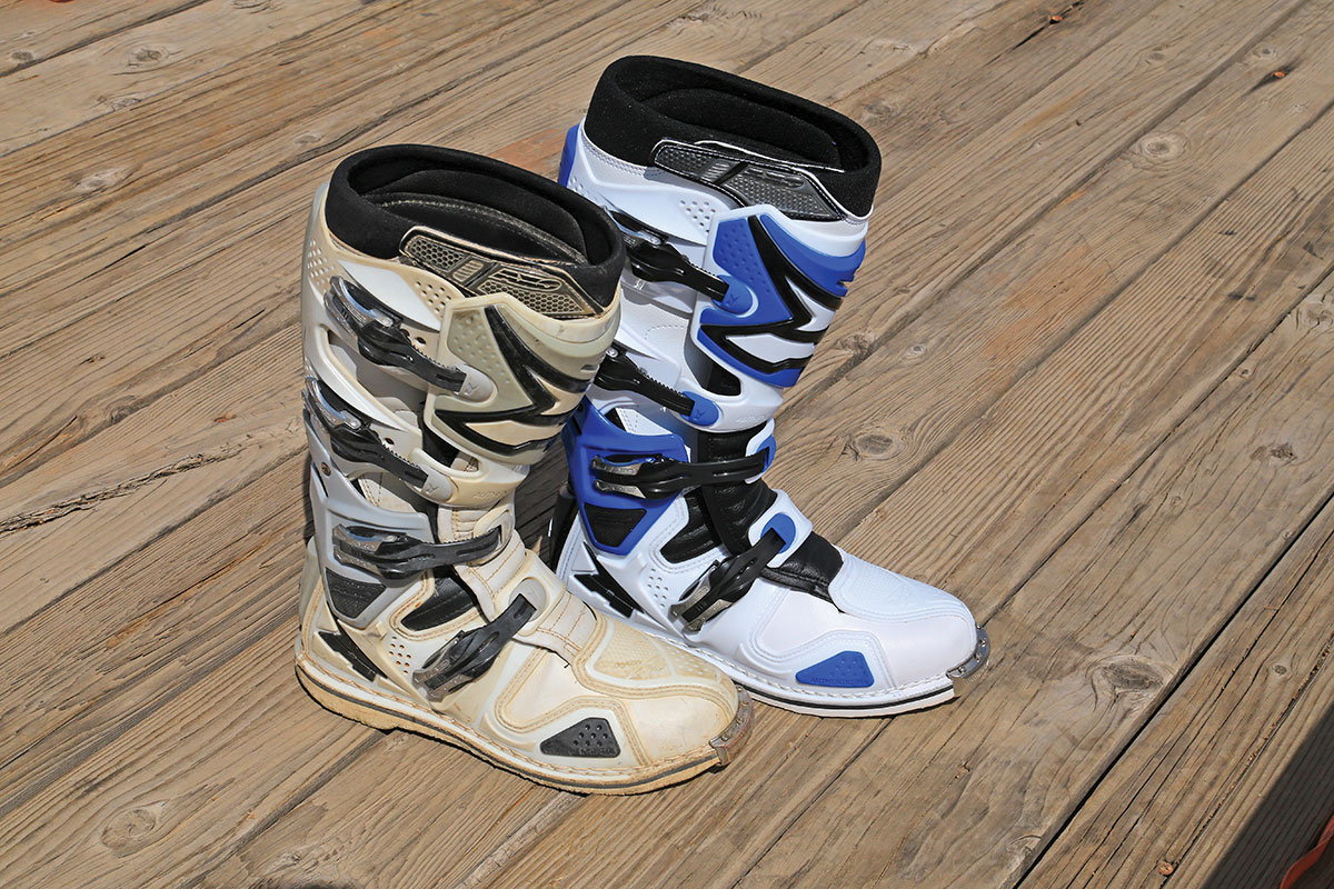 The design of the A2 boot hasn't changed since the previous year model, but there is a whole new lineup of different colors to help match your riding gear.
