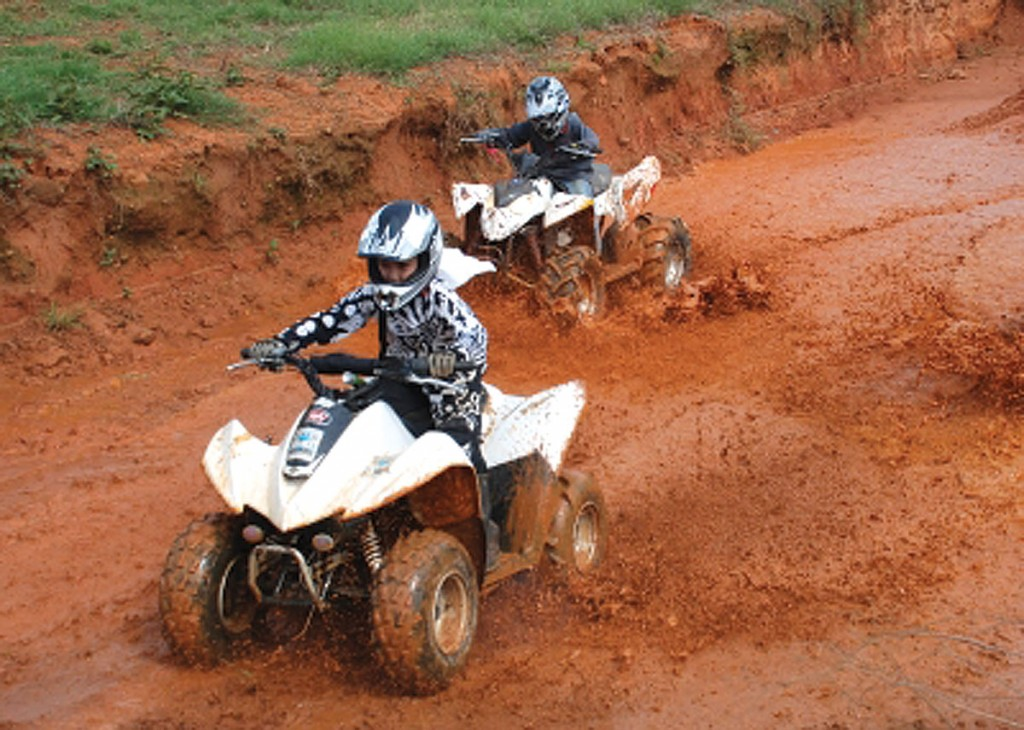 The High Lifter Mud Nationals are held at Mud Creek Off-Road Park in Jacksonville, Texas. Multiple competitive events are held during the weekend, with mud bogs, obstacle courses and an endurance challenge
