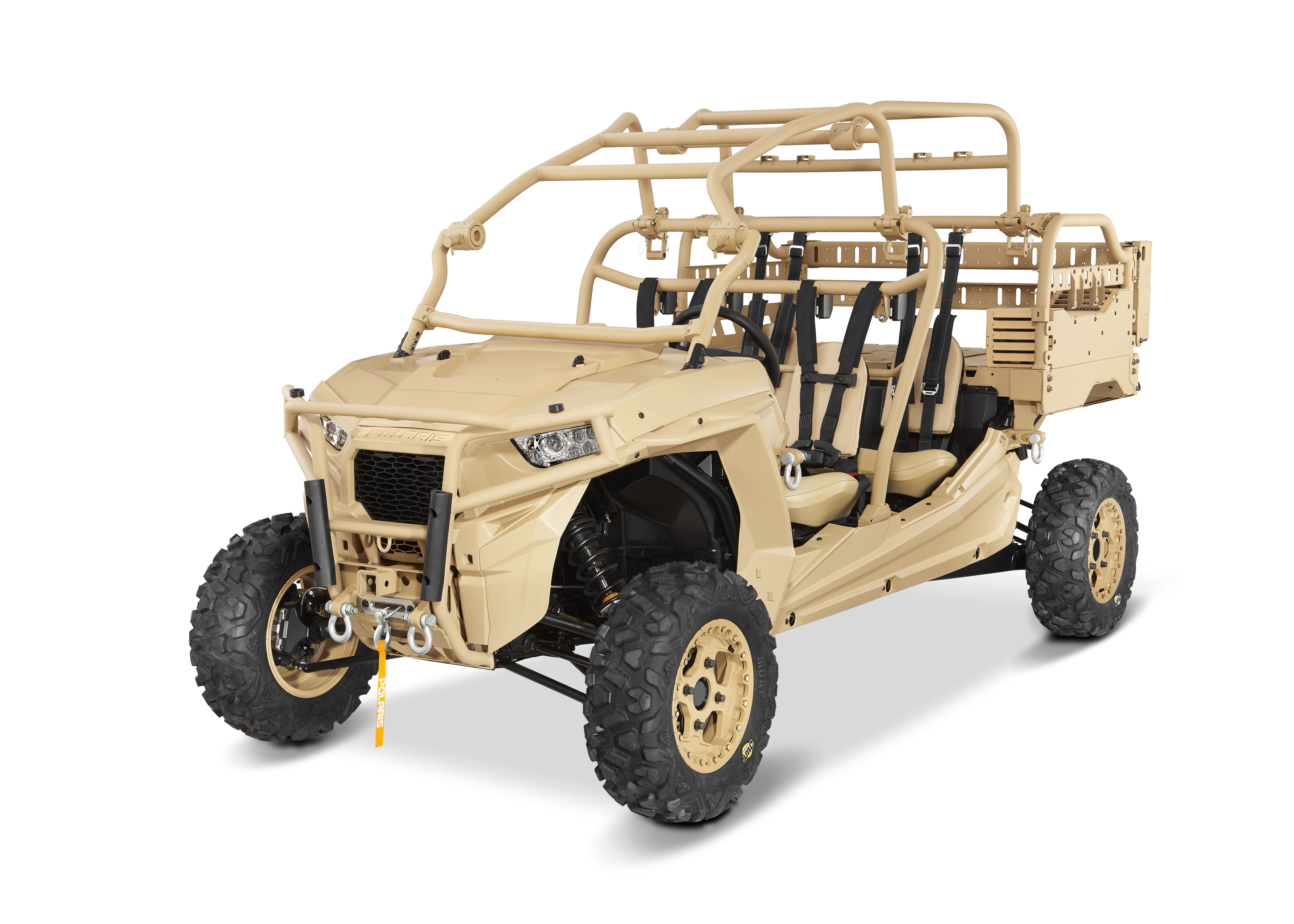 All New Polaris Military Defense Rzr Xp Turbo Diesel