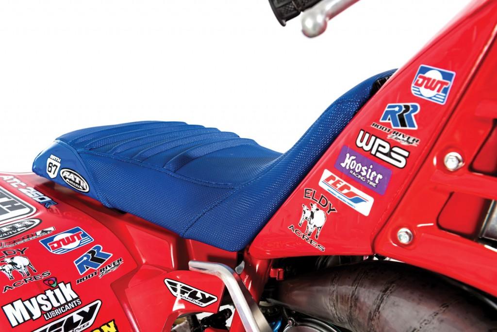 Flash Back Friday Honda Atc250r Rath Tt Build Dirt Wheels Magazine