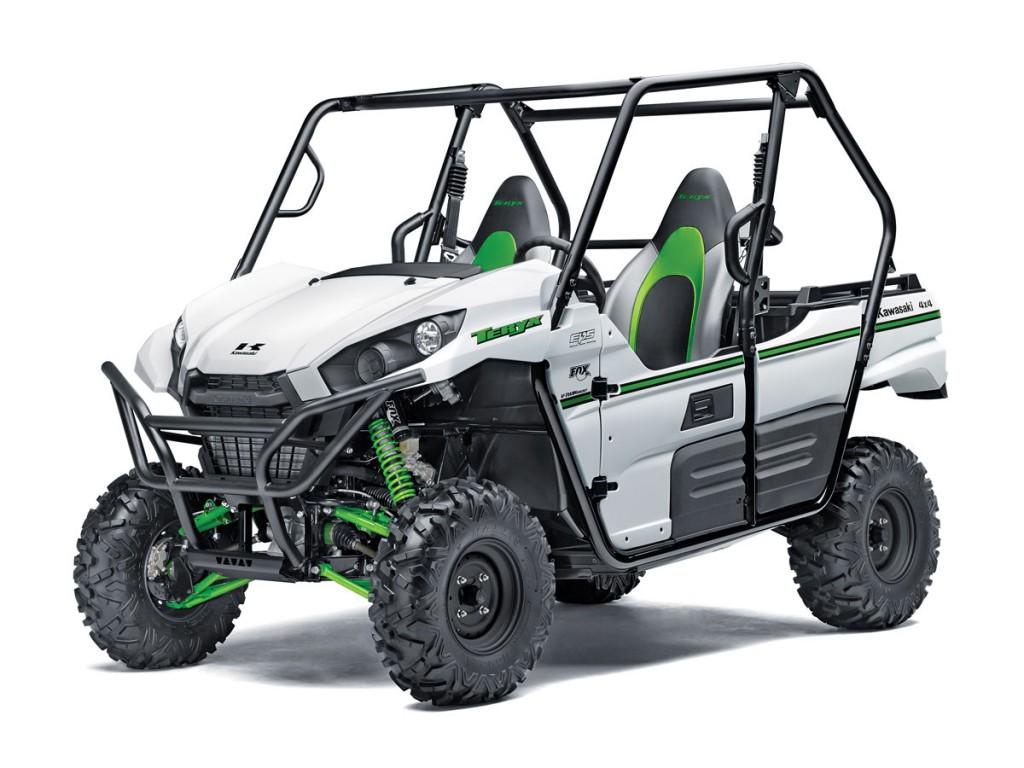 dirt wheels magazine | testing the 2016 kawasaki teryx