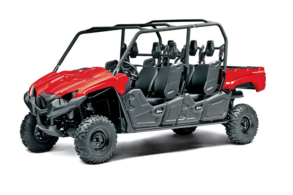2016 utv buyer 39 s guide utility recreation dirt wheels for Yamaha side by side 4 seater