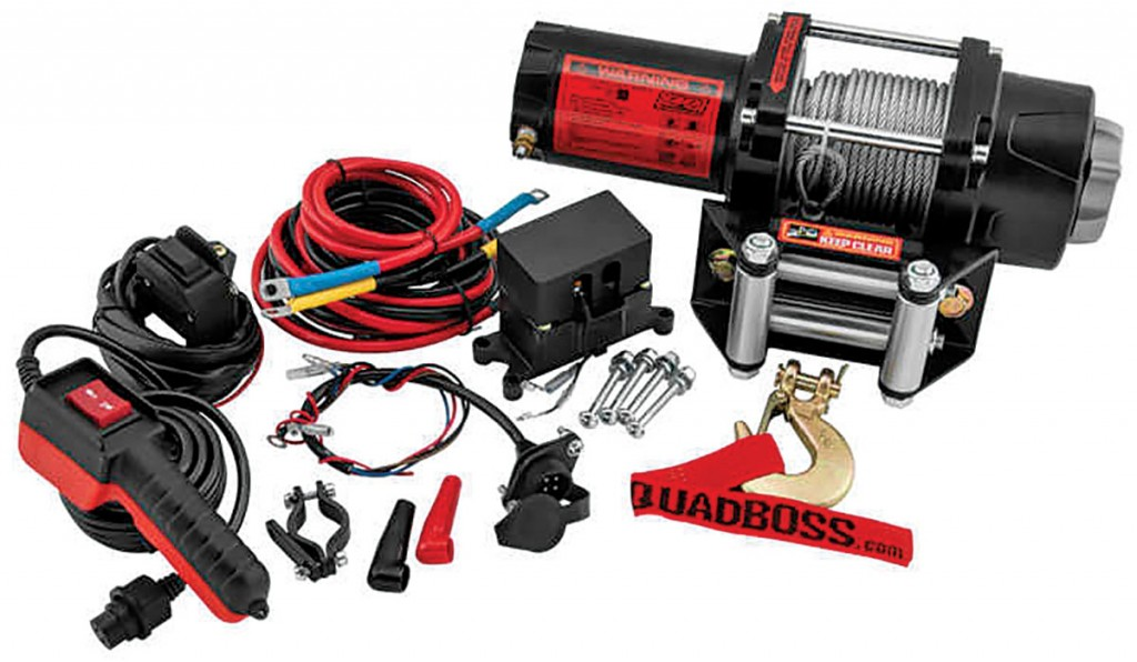 Atv utv winch buyers guide dirt wheels magazine winchbg2608700winch2500lbcable cheapraybanclubmaster Images