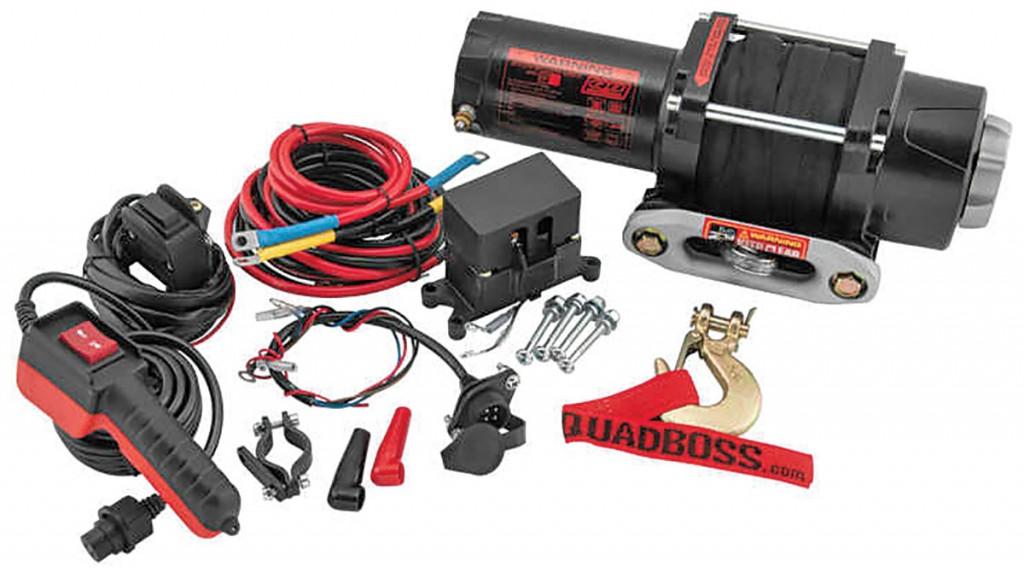 Atv utv winch buyers guide dirt wheels magazine winchbg3608703winch3500lbrope asfbconference2016 Image collections