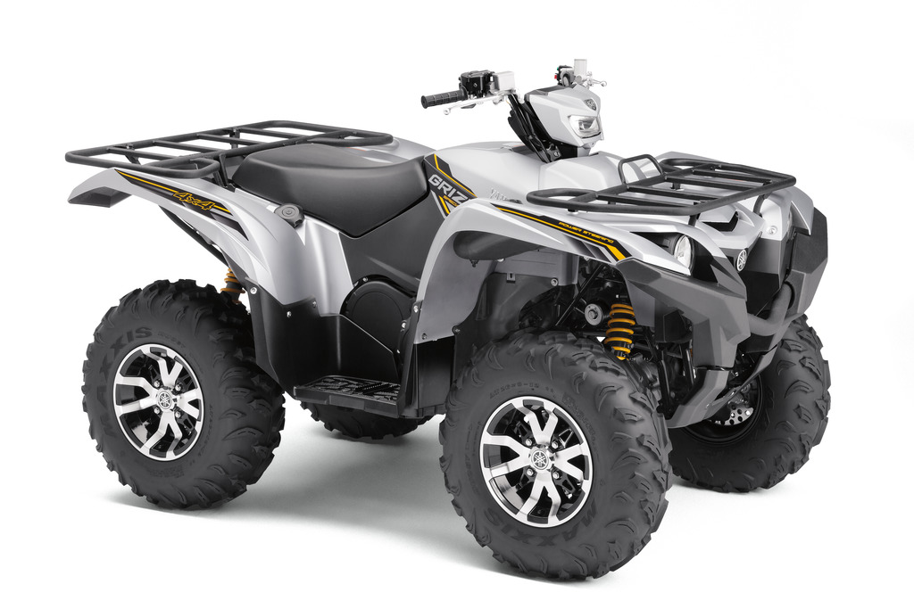 Getting To Know The 2017 Yamaha Grizzly 700 Dirt Wheels