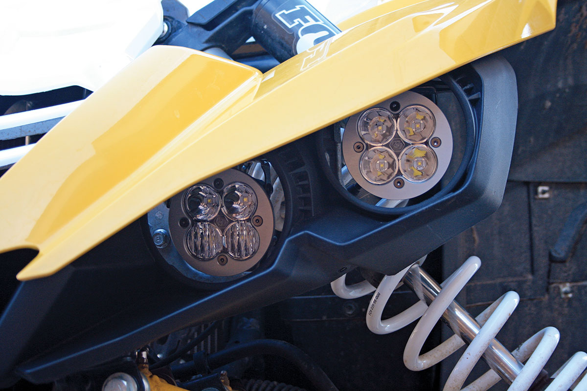 Gear Grinder  Baja Designs Yxz Headlight Replacement Kit