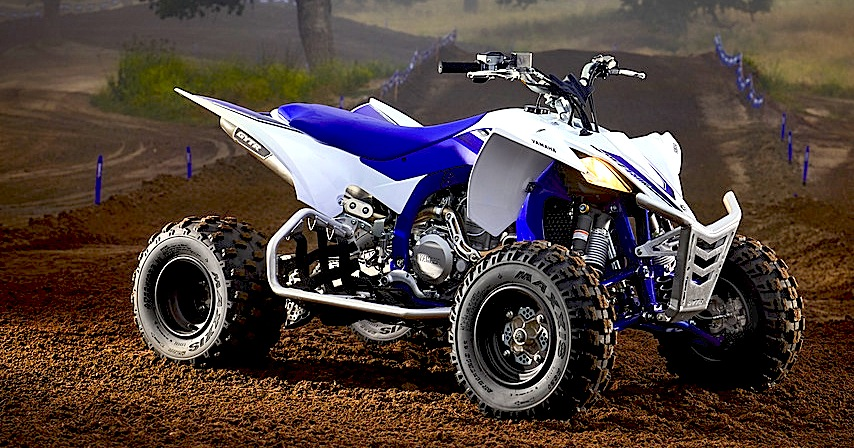 FAST FACTS ABOUT THE 2017 YFZ450R | Dirt Wheels Magazine