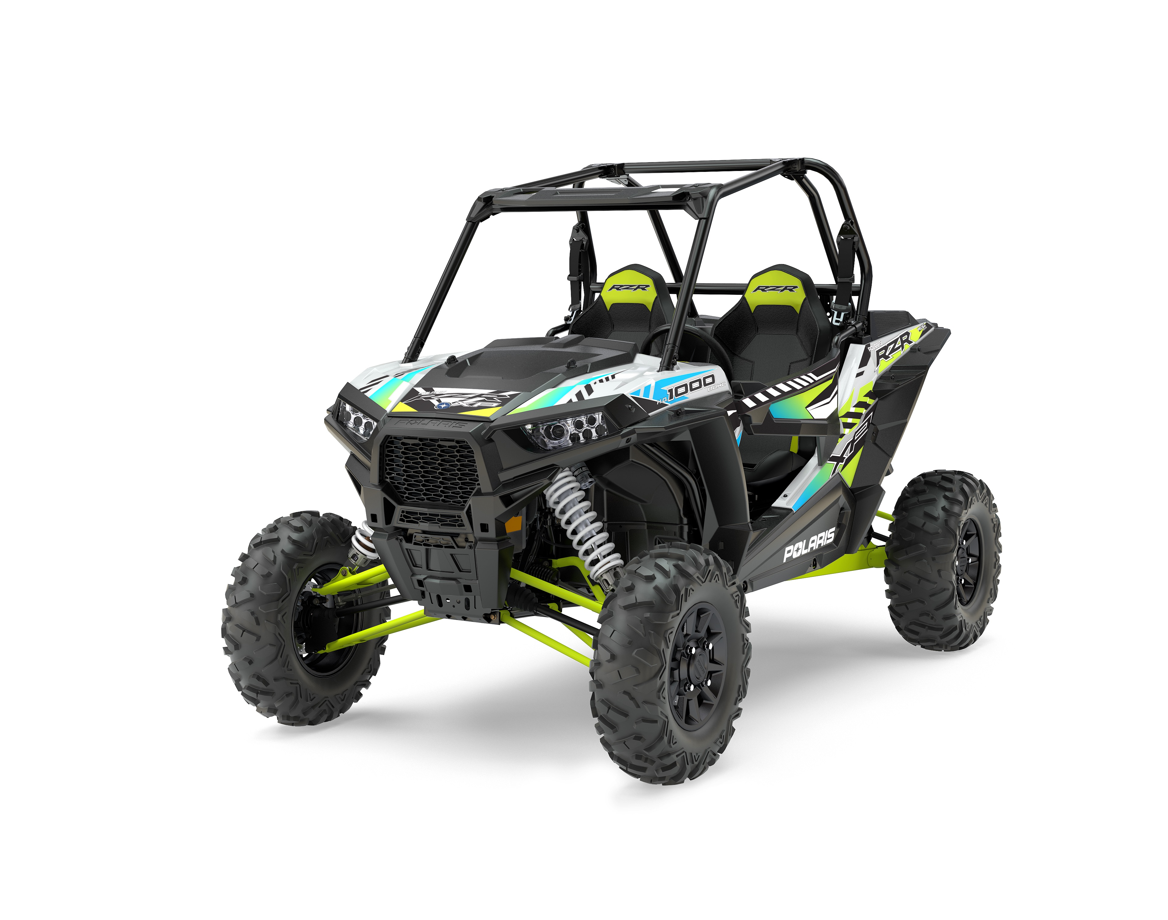 ALL NEW 2017 POLARIS MODELS YOU MUST SEE