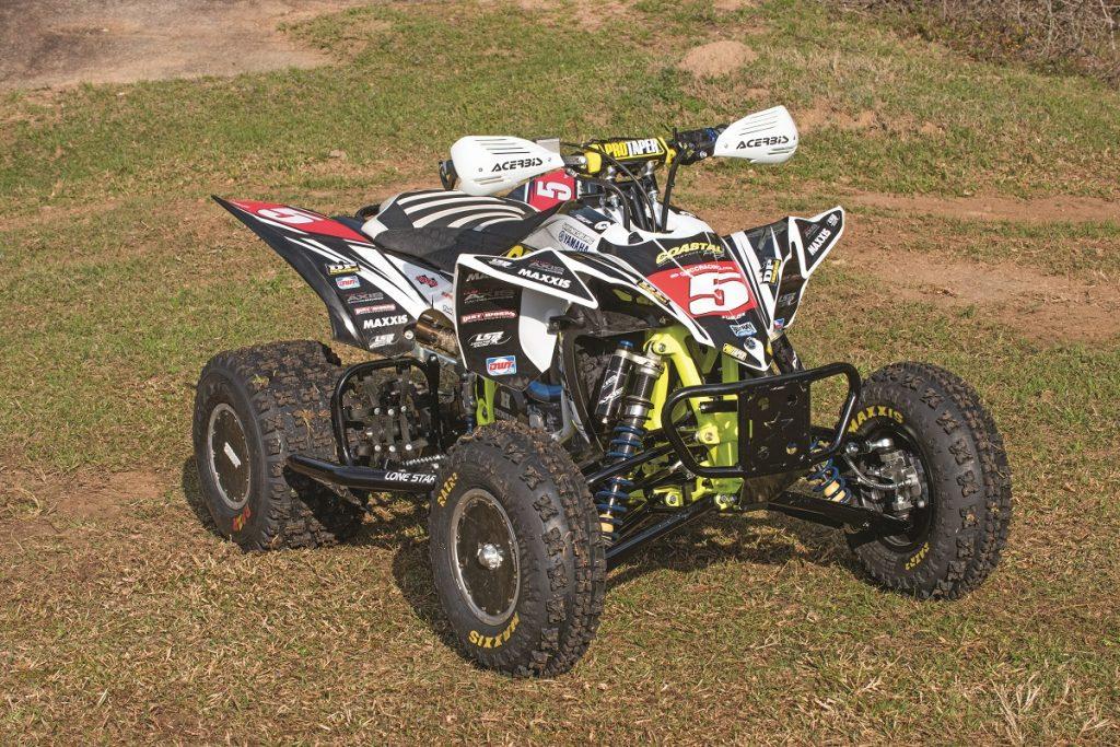 PROJECT: Coastal Racing Yamaha YFZ450 | Dirt Wheels Magazine