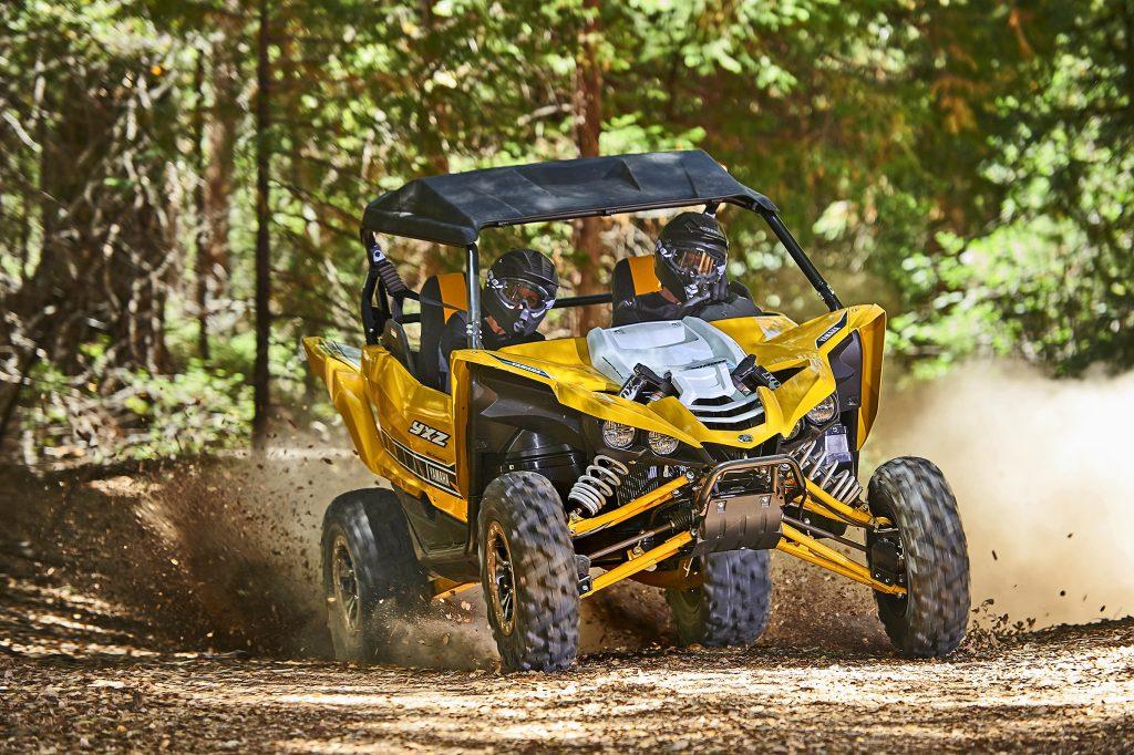 Utv Test 2016 Yamaha Yxz1000r Dirt Wheels Magazine