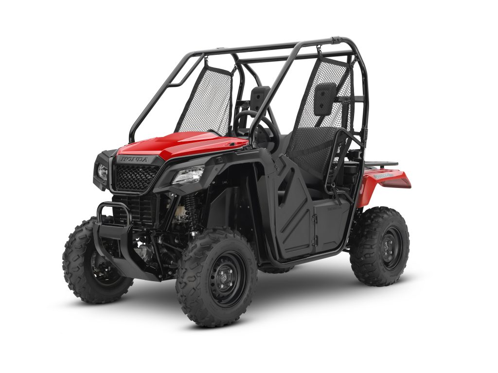2017 Honda Pioneer 700 And 500 Get Great New Upgrades