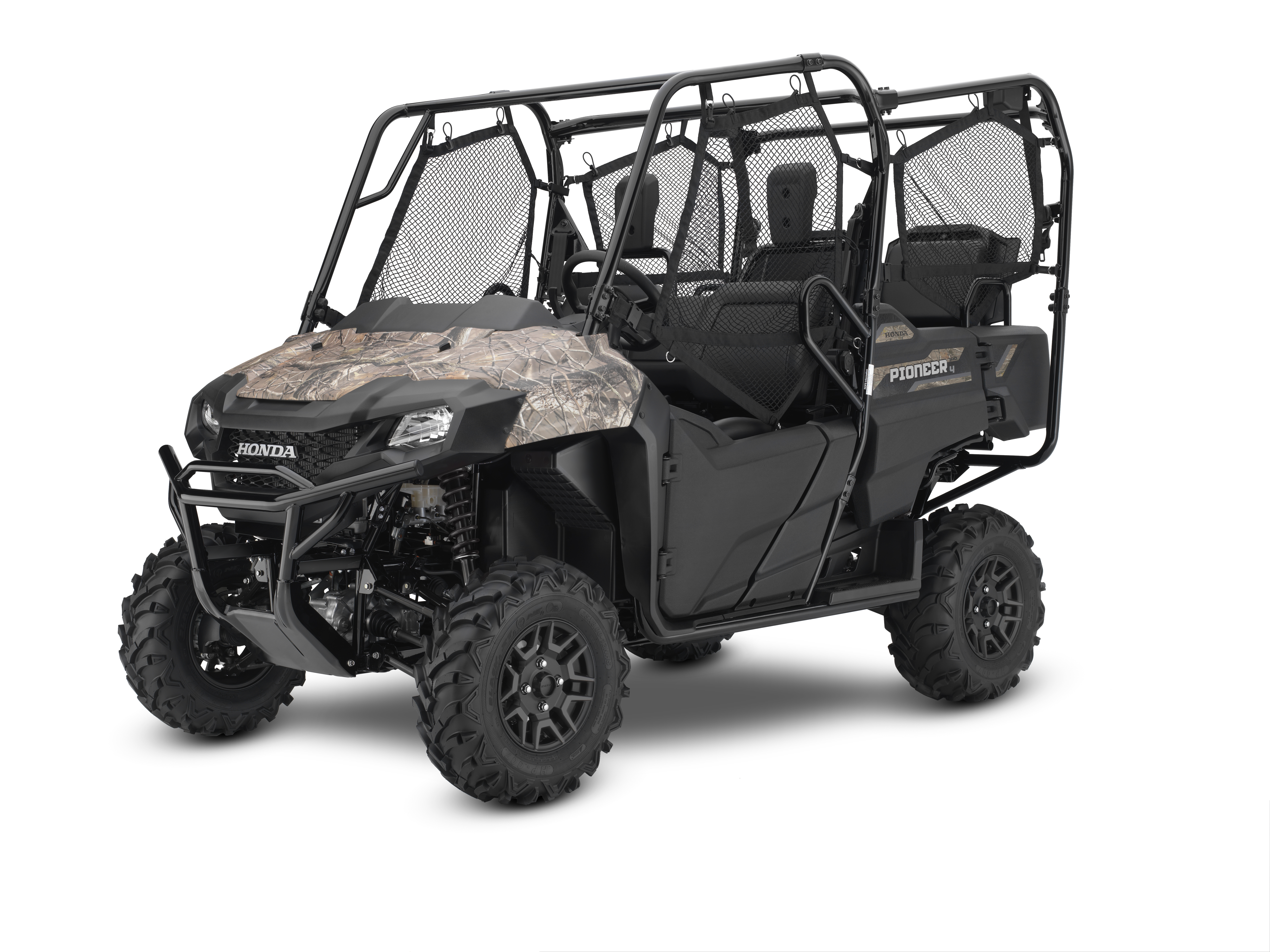 2017 Honda Pioneer 700 and 500 great new upgrades
