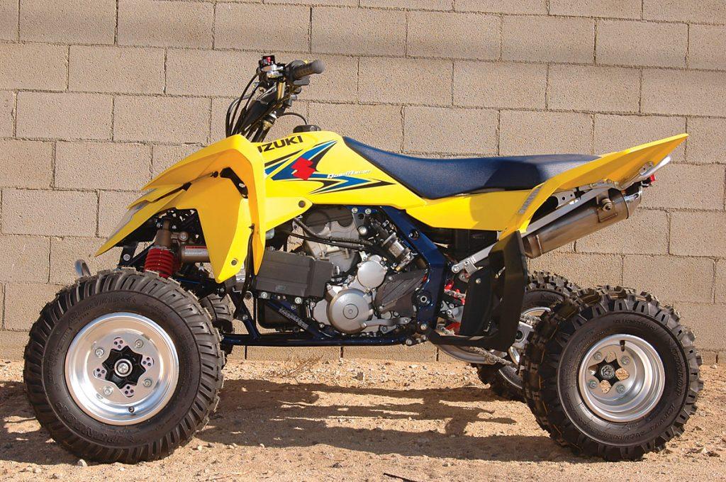 SUZUKI LT-R450