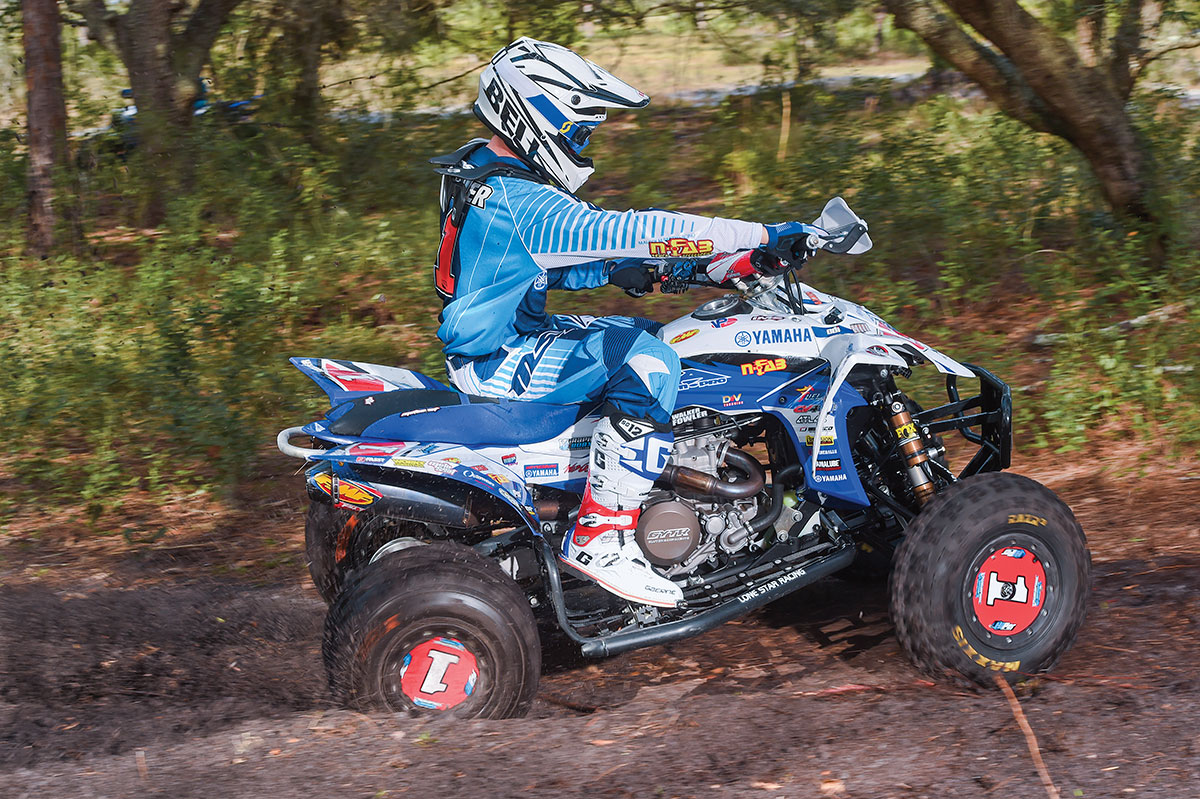 PRO-BUILT: THE NATIONAL CHAMP'S YFZ450R | Dirt Wheels Magazine