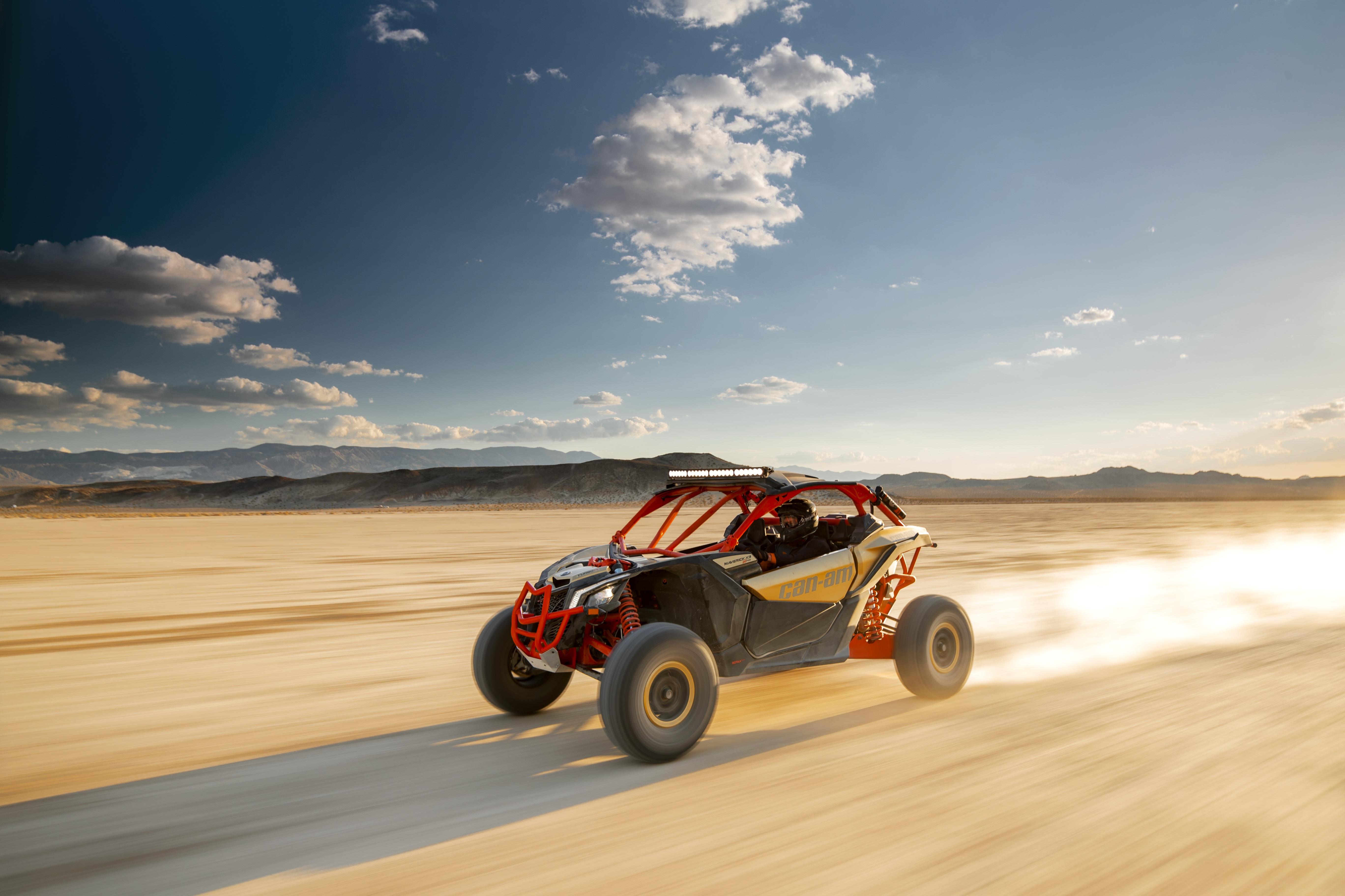 Honda Dealer Orlando >> 2017 Can-Am Maverick X3 Finally Unveiled! | Dirt Wheels Magazine