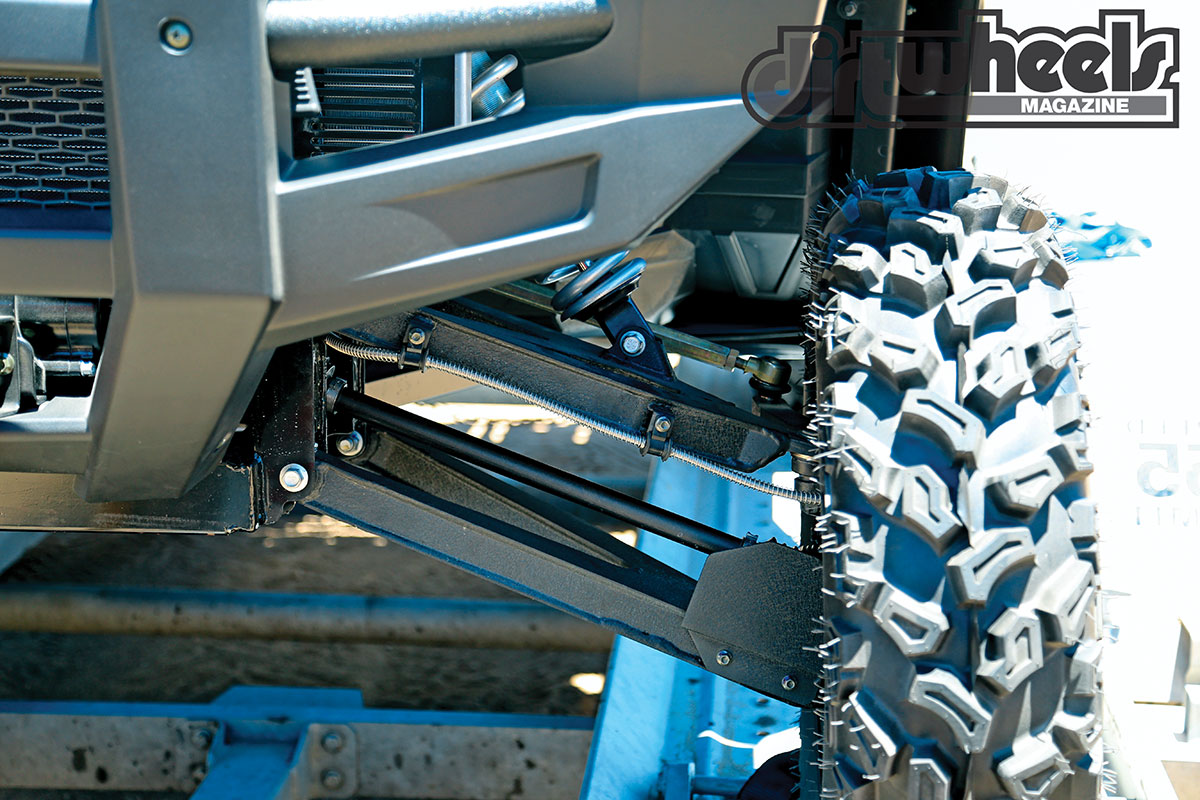 UTV TEST: ODES DOMINATOR X2 1000 | Dirt Wheels Magazine