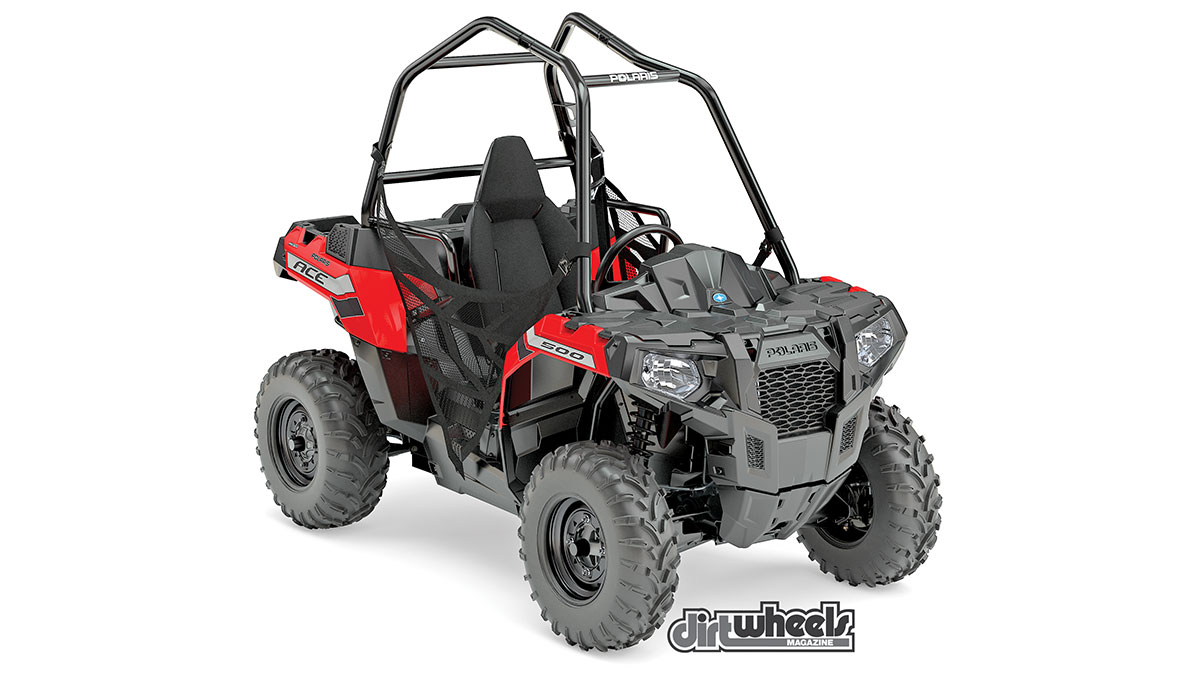 The new Ace 500 is the replacement for the Ace 330. It has more power and is $500 less than its predecessor. It's under 50 inches wide and retails for $6999, making it the most affordable Ace yet!