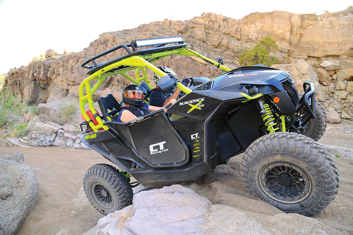Project Machine Blingstar Can Am Maverick Turbo Dirt
