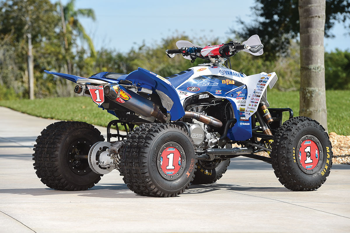 also Sprd Fowler likewise Yamaha Raptor R Se Atv Heel Guards furthermore Small further D My Factory Edition Ktm Sx Race Quad Dsc. on yamaha yfz 450 bumper