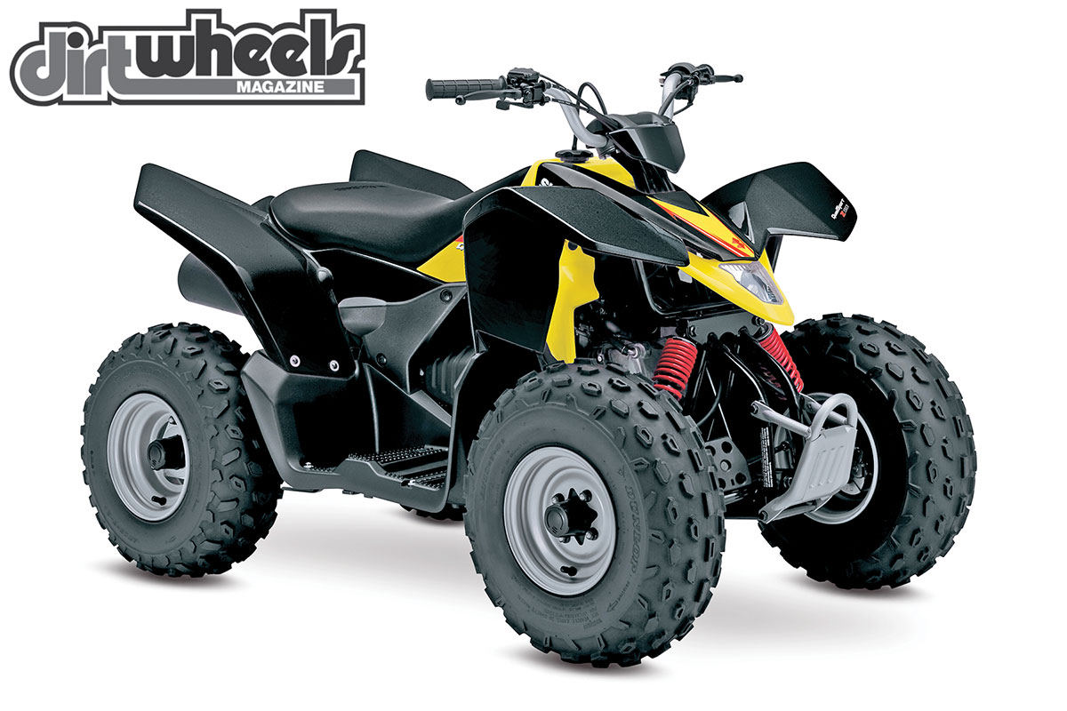 Still offered for 2017 is the Z90. Kids ages 12 and up can enjoy this little sport ATV. It is modeled after the discontinued Z400 and starts at $2899.