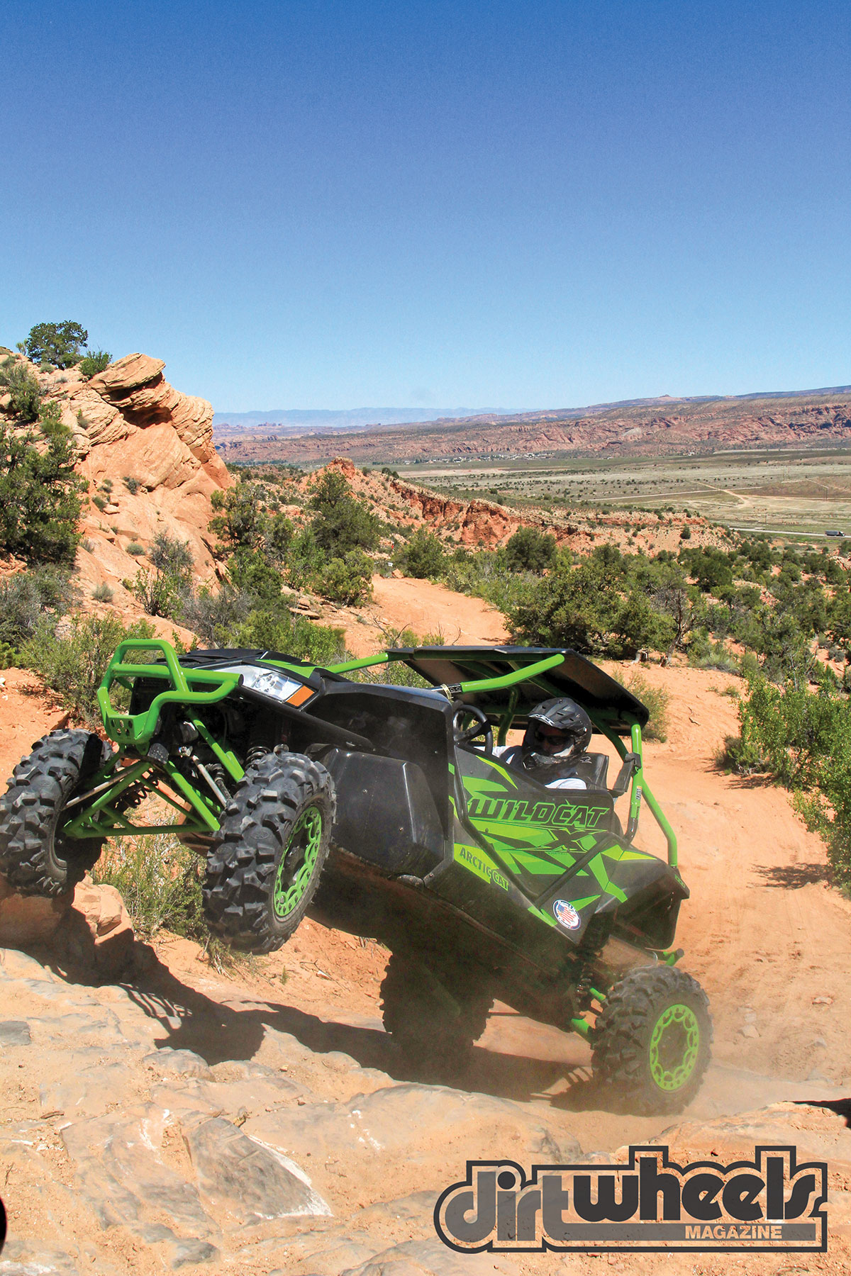 Camp Chef honchos Brandon Sparrow and Brooks Hansen were along and helped with the testing. Sparrow tackled Moab's Gatekeeper feature!