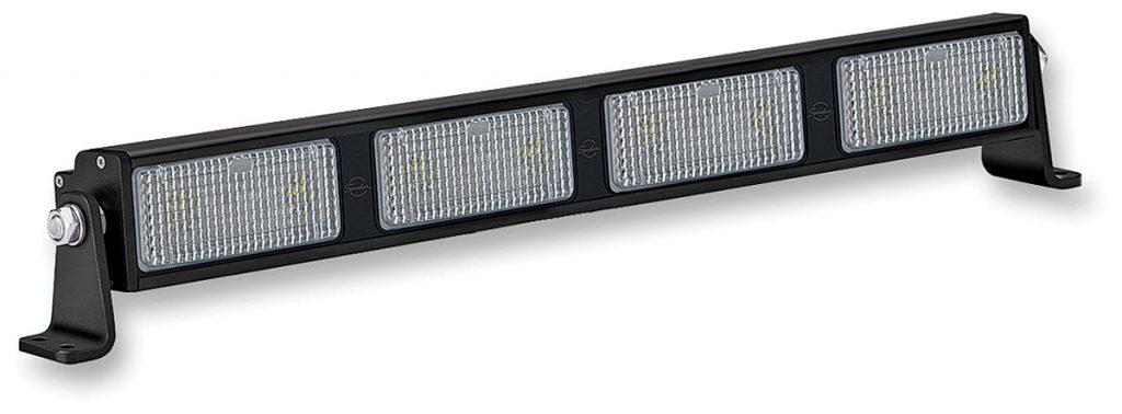 Moose LED flood light bar.