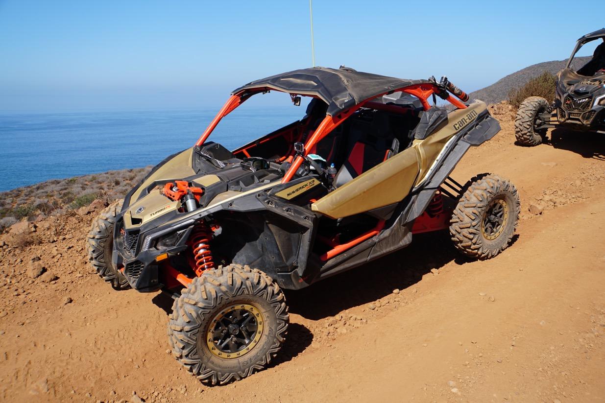 FIRST TEST: Can-Am Maverick X3 line-up | Dirt Wheels Magazine