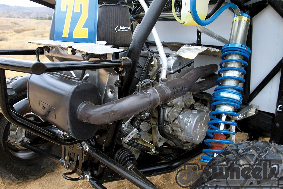PROJECT UTV: KATIE V'S WORCS RZR | Dirt Wheels Magazine