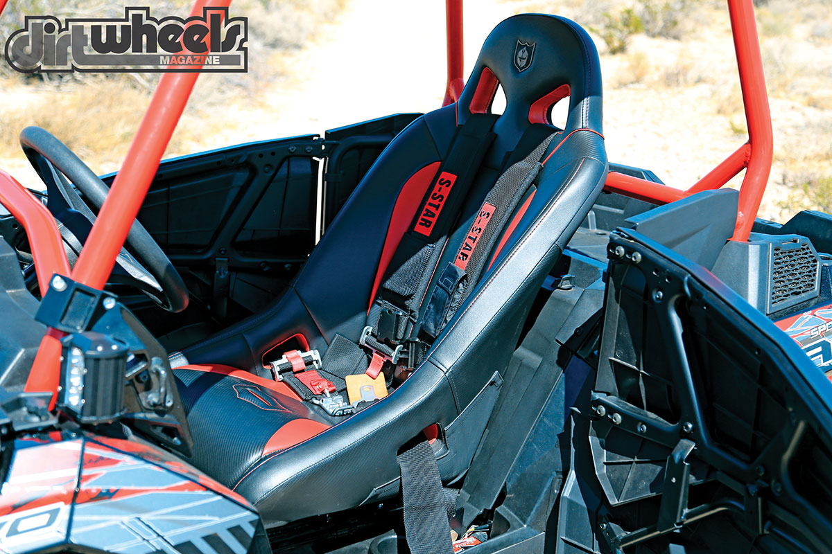 Make sure you specify a seat for an Ace. The Pro Armor RZR seat is comfortable but doesn't fit the Ace like it should.