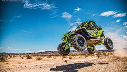 2017 Yamaha Yxz1000r Ss Brings F1 Technology To The Sxs World 108335 together with Arctic Cat Partners Superatv Build First Lifted 2017 Hdx Crew in addition Honda Pioneer 500 Full Windshield together with Polaris Rzr 4 Seater Custom likewise Arctic cat wildcat x. on 2017 arctic cat wildcat 4 seater