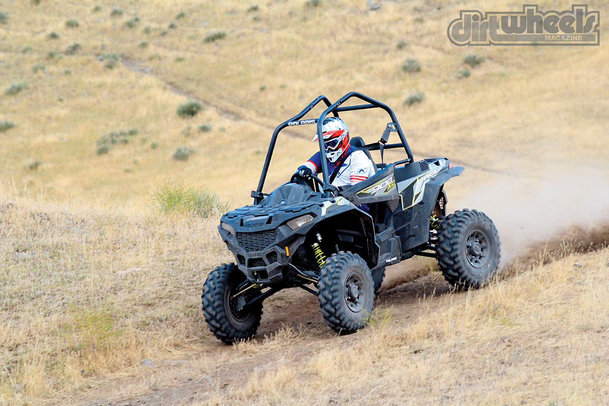 For fast and aggressive driving the Ace 900 XC is at an entirely different level than the Ace 500 or Ace 570. It is 11 inches wider, so there are some trails it can't manage.