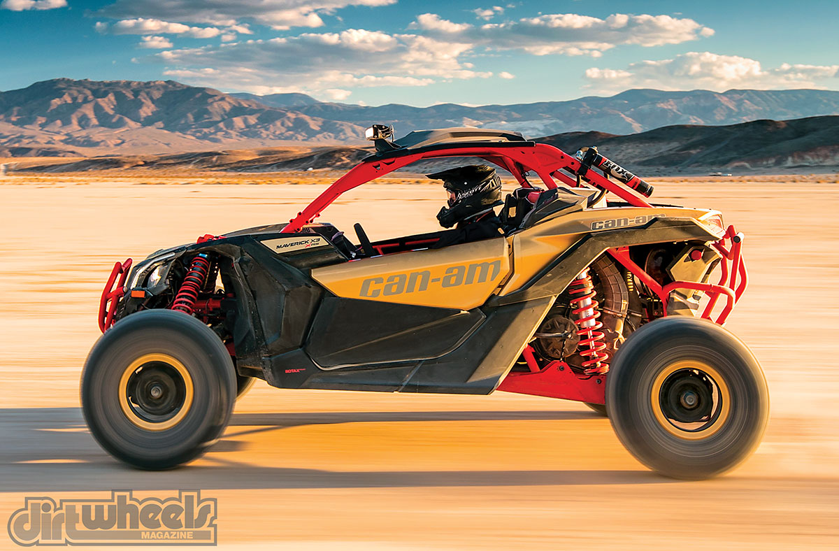 Utv Quick Drive 2017 Can Am Maverick X3 X Rs Turbo R Dirt Wheels Magazine