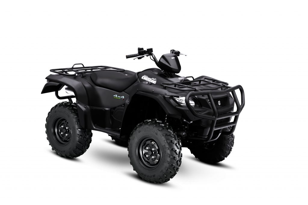 2017 Suzuki King Quad 750 Rugged Edition Suzuki Releases