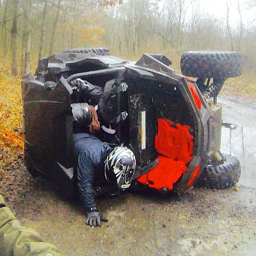 WHAT TO DO IF YOU TURN OVER YOUR UTV | Dirt Wheels Magazine