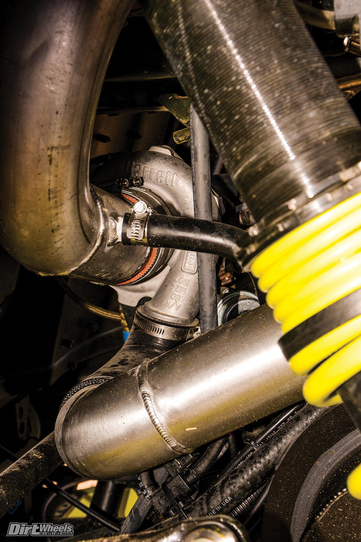 PROJECT UTV: FMX LEGEND RONNIE RENNER'S 200-HP RZR | Dirt Wheels