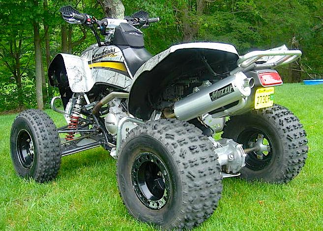 kfx700 5 mat