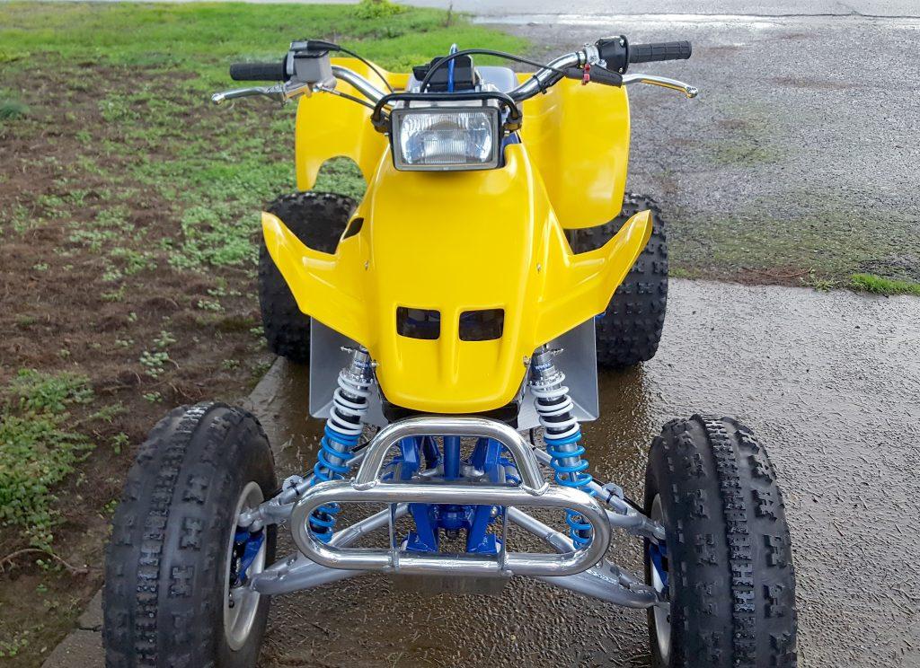 zilla 250r 2