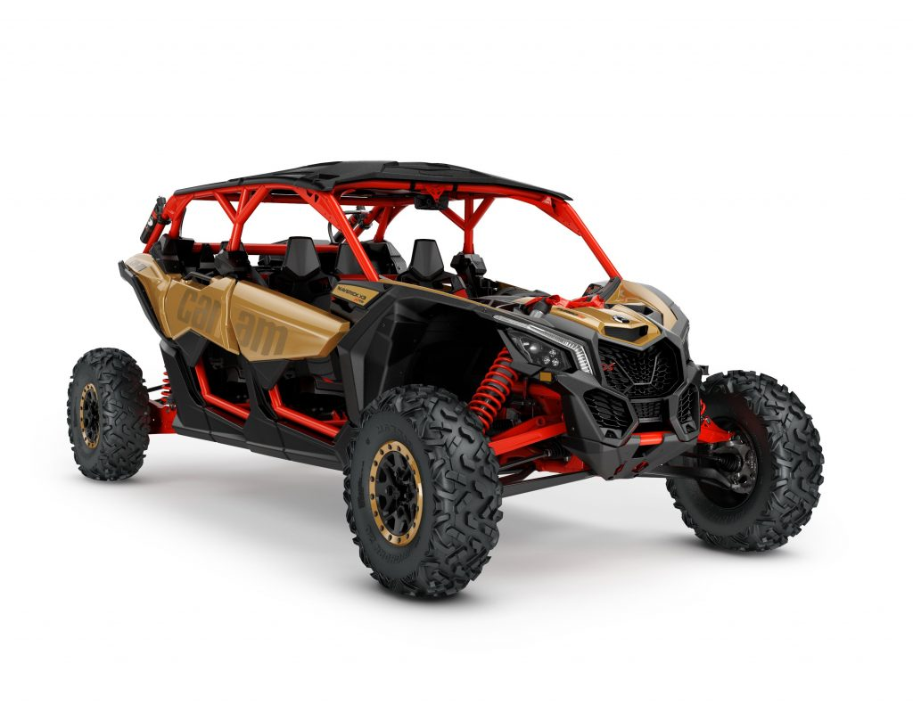 all new can am maverick x3 max just released dirt wheels magazine. Black Bedroom Furniture Sets. Home Design Ideas